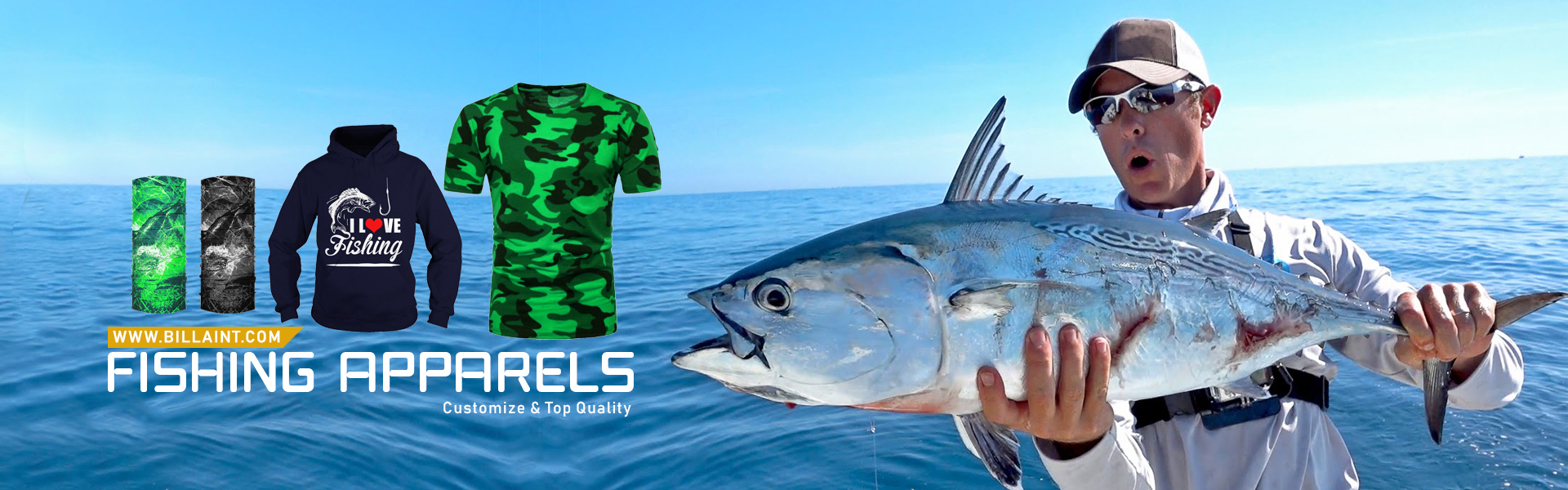 Fishing Apparels