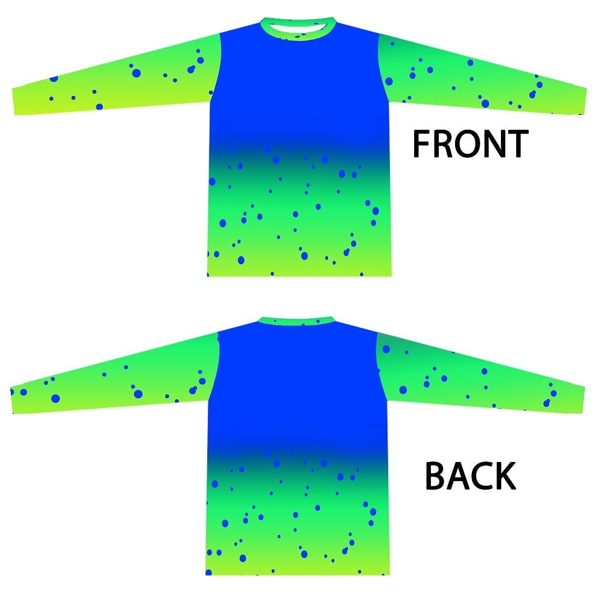 Fishing Sublimation Shirts