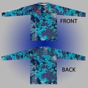 Fishing Sublimation Shirt