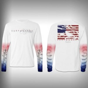 Fishing Sublimation Shirt