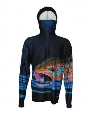 Fishing Sublimation Hoodies